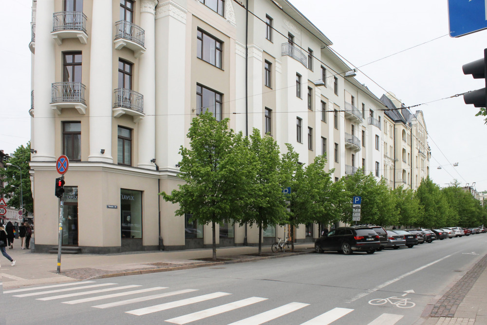 Коммерческие помещения на ул. Элизабетес, 21А